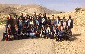 Jordan valley Winter 2016 Internship FFIPP-Brazil